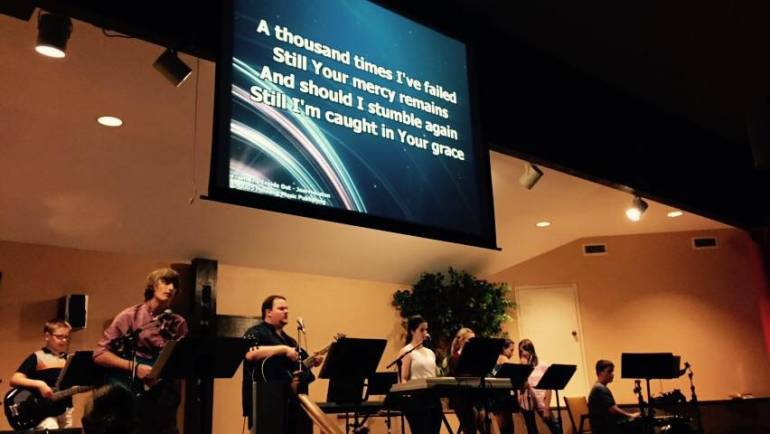 Music Ministry and Church Services
