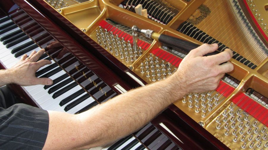 Piano Tuning Summer Special