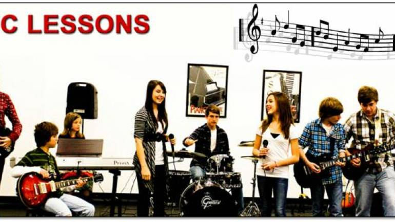 Summer Music Lessons Available!